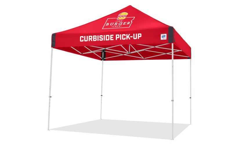 Perks of Ordering a Custom Tent with E-Z UP