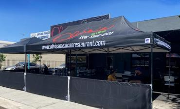 Personalized canopy tent