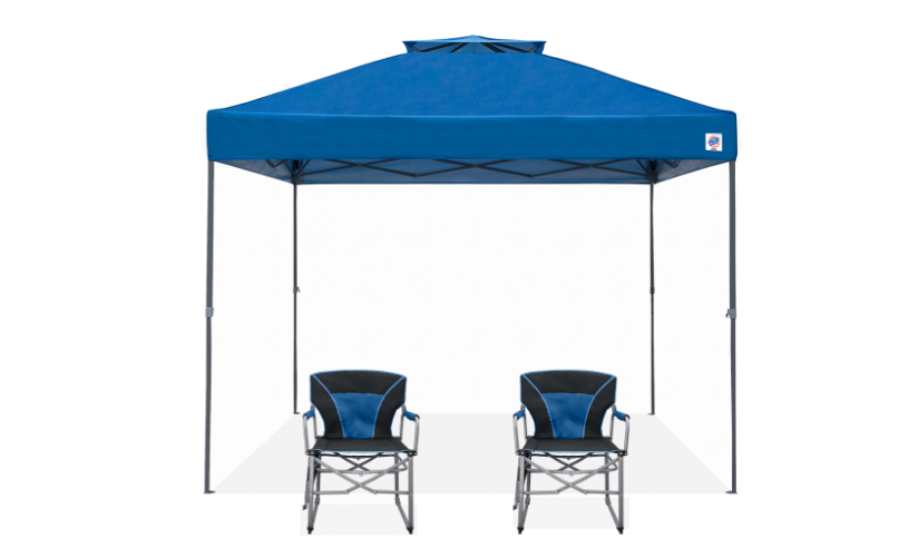 E-Z UP Outdoor Shelter Bundle: As You Get Ready For The Ultimate Event