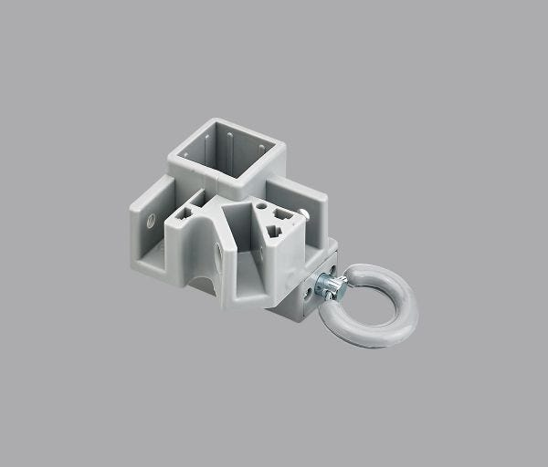 Replacement Three Prong Slider Gray