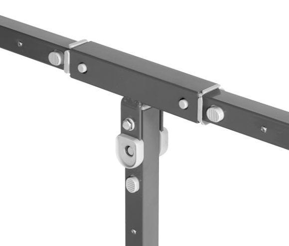 Railskirt, Professional Steel 10' Hardware