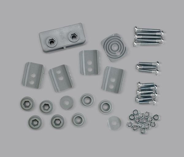 Replacement II Nut & Bolt Kit 8' 10' 12'