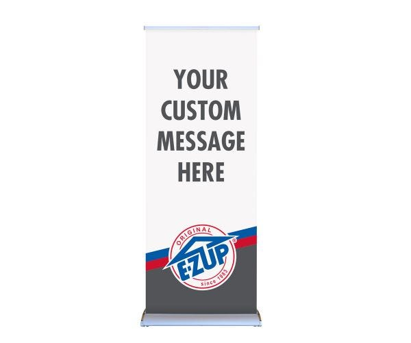Deluxe Roll-Up Banner 33