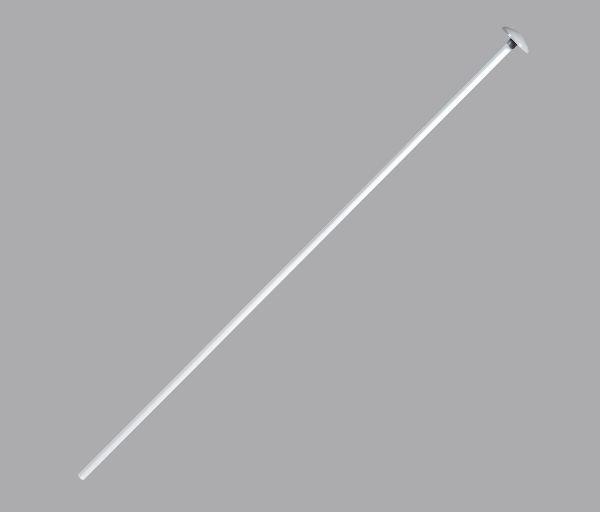 Vantage™ 10' x 10' Peak Pole White