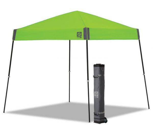 Sprint™ 10' x 10' Shelter - Kiwi Top - Black Frame