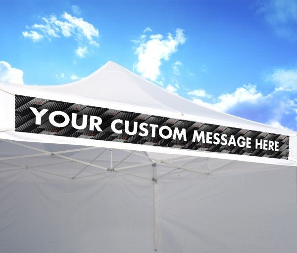 Commercial Shelter Banner