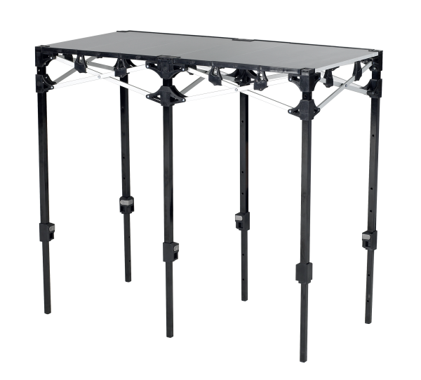 Instant Table System 2x4 Black
