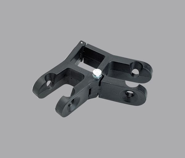Railskirt Hardware Hex Slider