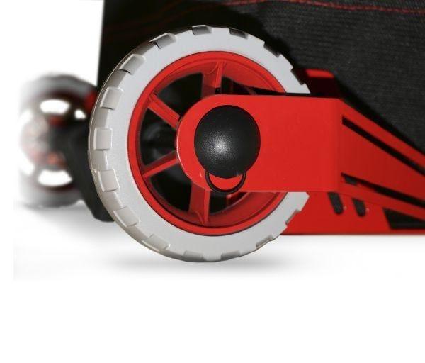Deluxe Wide-Trax™ Roller Bag