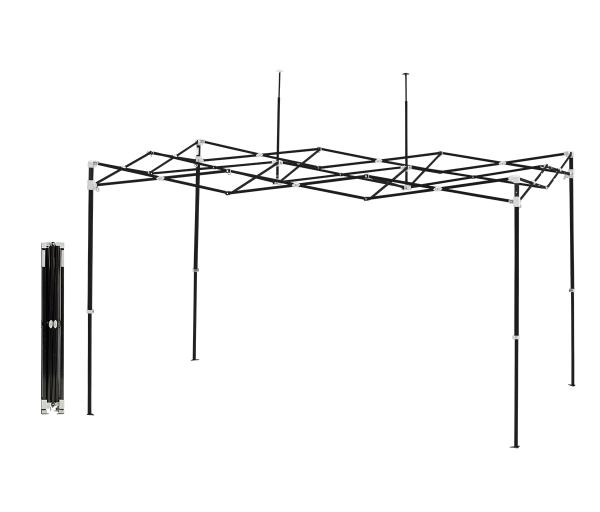 Speed Shelter® 8' x 12' Steel Frame - Black