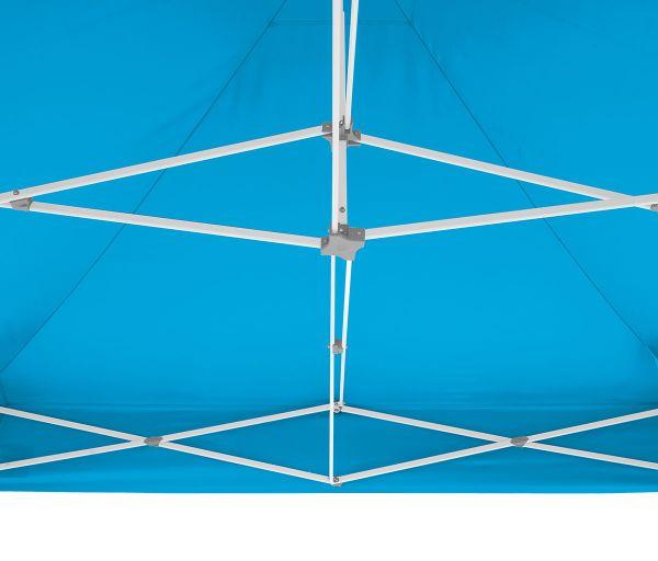 Hut™ 10' x 10' Steel Frame - White