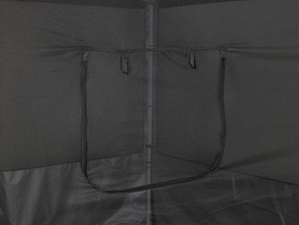 Food Booth Sidewall Wrap-Around