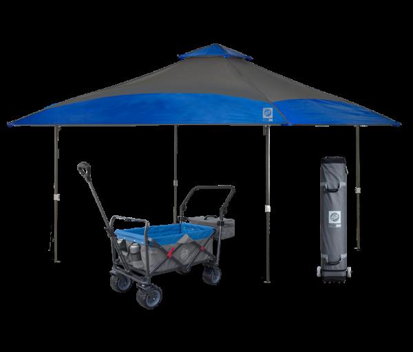 Spectator™ Shelter & GearRunner™ Folding Wagon Package