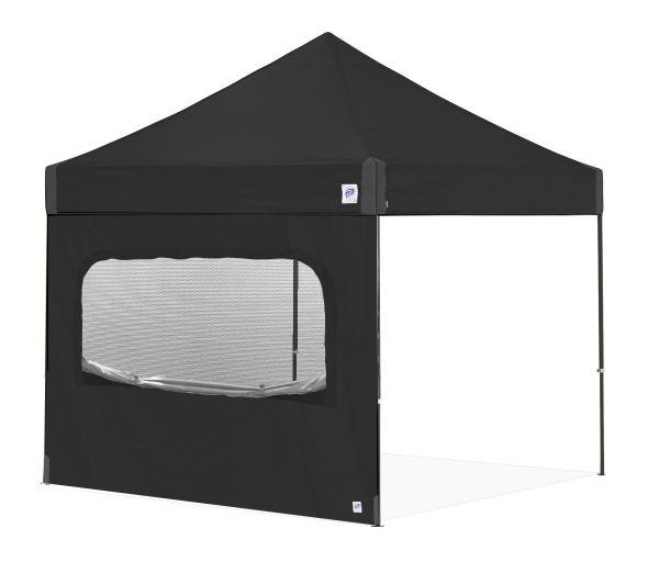 Recreational 10' Sidewalls with Mesh Window - Straight Leg