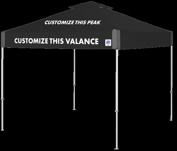 Custom Pyramid™ Vented Shelter