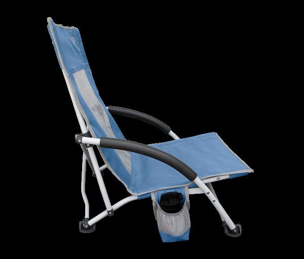 Low Sling Chair - Slate Blue