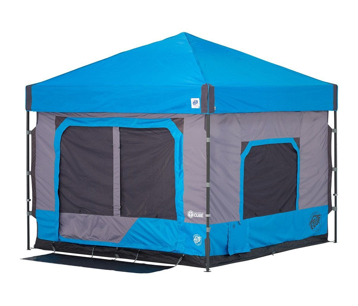 E-Z UP Official Site | Camping Cube™ 6.4 | #1 Instant Shelter