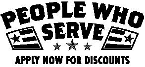 E-Z UP - People Who Serve