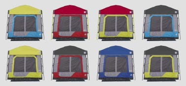Camping Cube™ Mix & Match