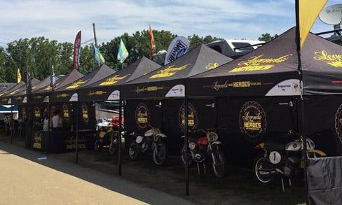 E-Z UP Motorsports