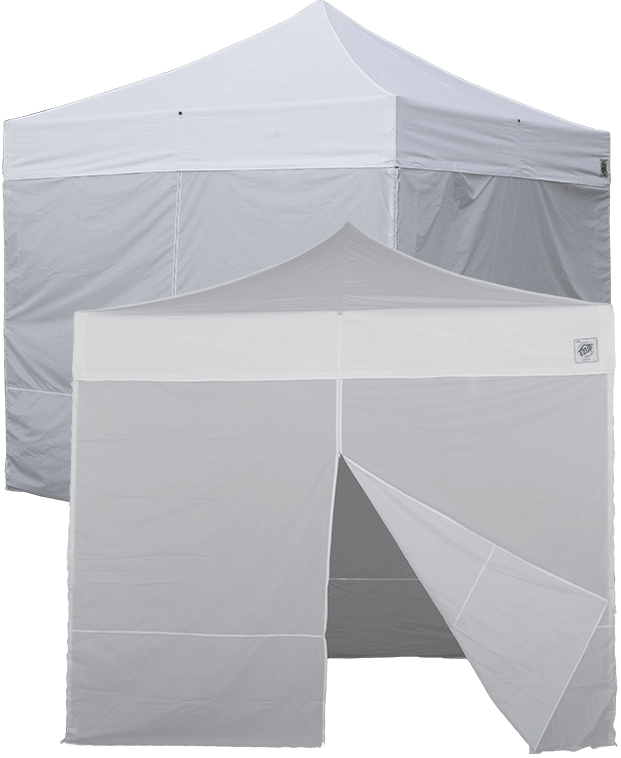 10 x 10 Mobile Privacy Shelter