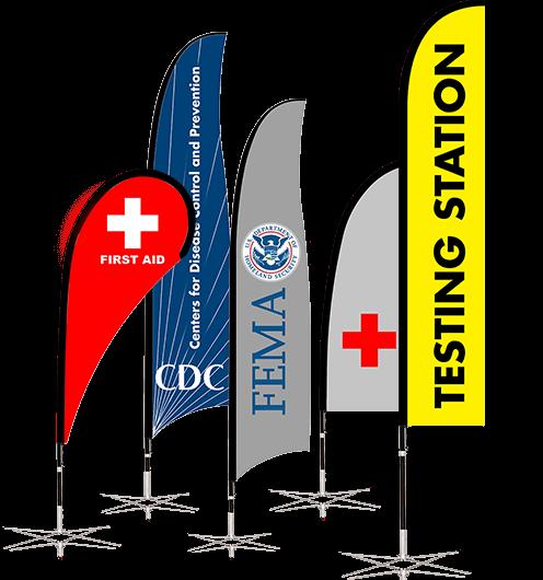 Custom Flags Banners