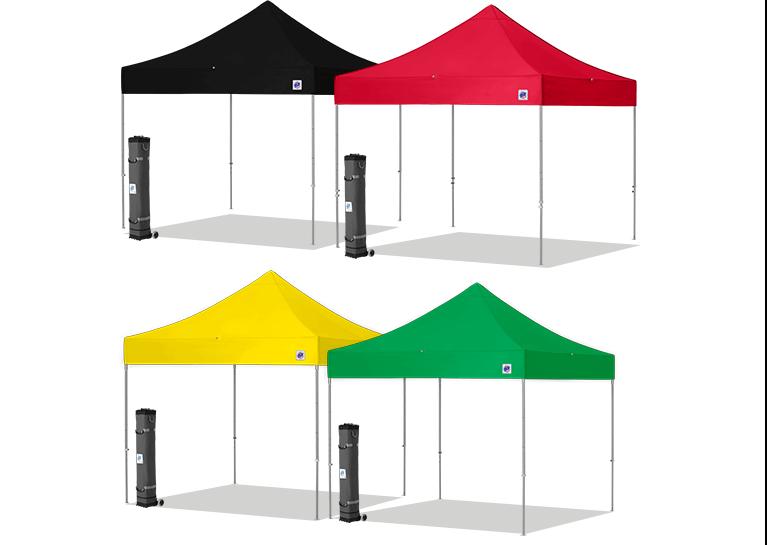 E-Z UP Triage Shelters