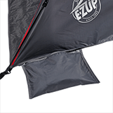 E-Z UP Wedge Shelter Convenience