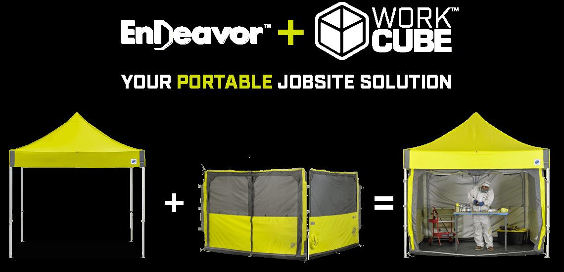 Work Cube Setup