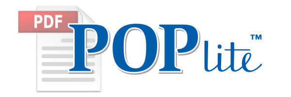 Pop Lite ™- Gable