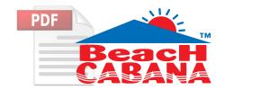 Beach Cabana™