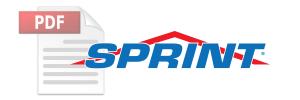 Sprint® 10′